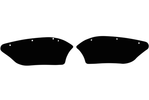 Memphis Shades Wind Deflectors (for Memphis Shades Batwing Fairings ONLY