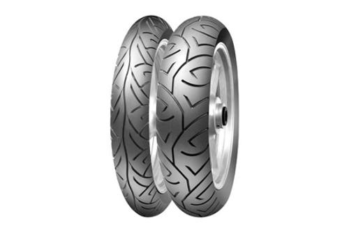 Pirelli Sport Demon Bias Sport/Touring Tires REAR 120/80-18  TL   62H  -Each
