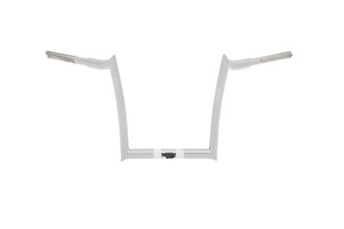 "Paul Yaffe's Bagger Nation 1 1/4 inch Bagger Monkey Bars for '15-20 Road Glide Models -12"" Chrome"