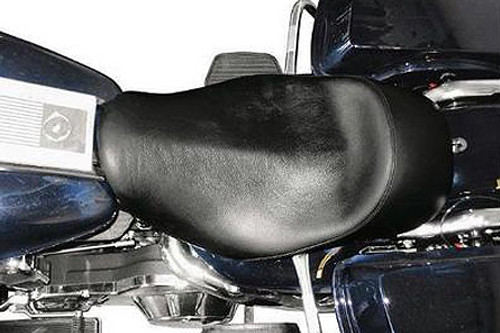Danny Gray Seats Speedcradle Solo Seat for Harley Davidson Touring Models 2008-Up -Smooth