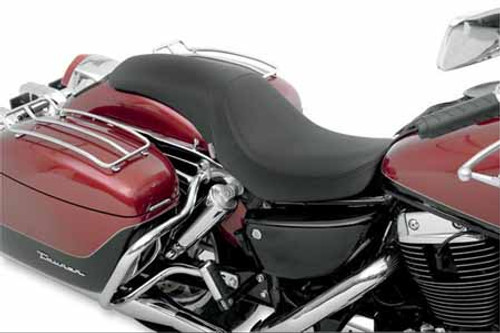 Z1R Predator Seat for Yamaha V-Star 650 Classic '98-Up - Smooth