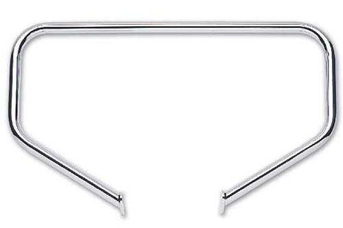 Lindby Custom Unibar for FLHT/FLHR/FLTR/FLHX '97-Up Chrome