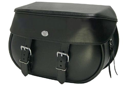 Boss Bags #34 Model Plain Style for Harley Models
