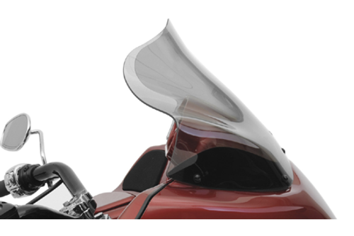 "Klock Werks 12"" Flare Windshield  for '98-13 FLTR & FLTRX Models -Tinted"