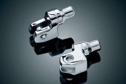 Kuryakyn Rear Footpeg Adaptersfor Virago 1100 (pair)