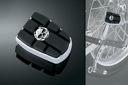 Kuryakyn Zombie   Brake Pedal Pad for FXDWG Wide Glide '93-08 &  Fat Bobs w/ Forward Controls