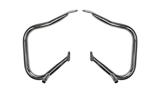 Drag Specialties Big Buffalo Rear Saddlebag Bars for '14