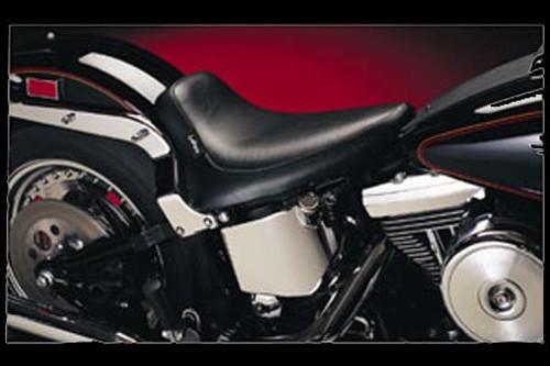 LePera Silhouette Solo Seat for '84-99 Softail w/ Biker Gel