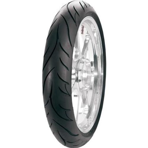 Avon Tires Cobra AV71 Bias Ply AV71 FRONT MT90B16 BLK 74H-Each