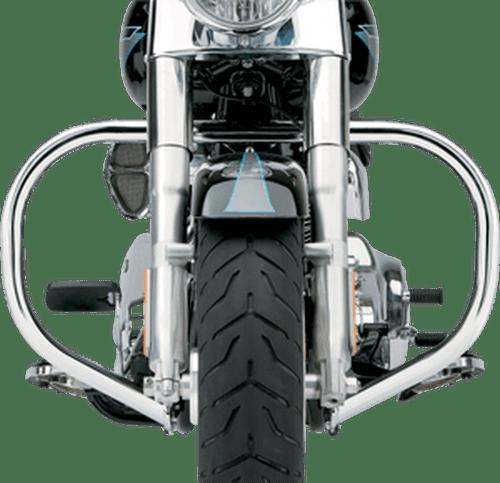 Cobra Freeway Bars for Harley Davidson FLSTC Heritage Models Only '00-17 - Chrome
