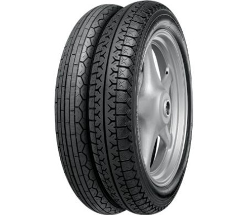 Continental Tires Conti Twin FRONT  3.25H-19  BLK  54H -Each