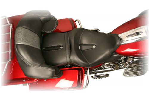 Cycle Pedic Touring Seats by Rush for Harley Davidson Touring Models '08-Up