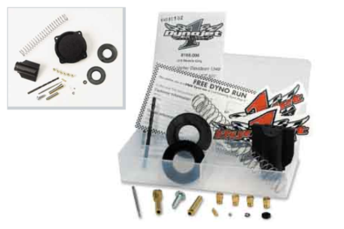 Dynojet Stage 7 Thunderslide and Jet Kit for Big Twin Evolution '90-99