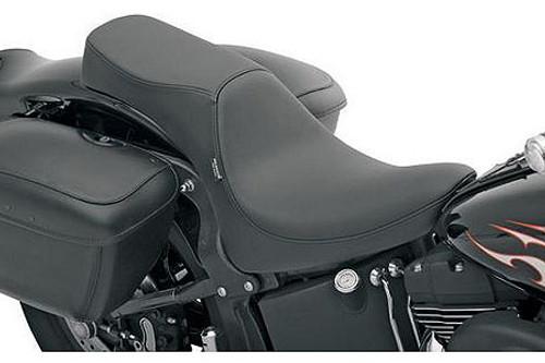 Drag Specialties Predator 2-Up for '00-05 FXST & '00-17 FLST Harley-Davidson Models - Smooth