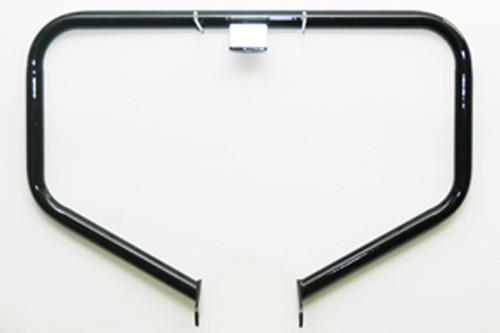 """Lindby Custom Unibar  for '11-15 XL1200X/1200C/883L (w/ 16"""" Front Wheel) -Black"""