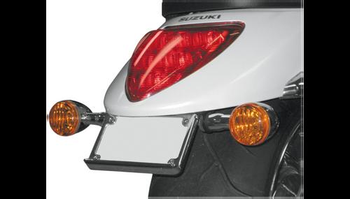 Baron Custom Stealth License Kit for Suzuki M109R '06-Up