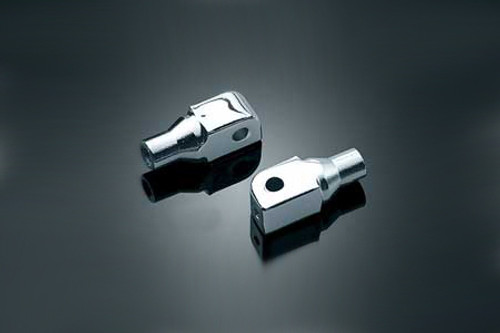 Kuryakyn Front Footpeg Adaptersfor GL1800 '01-Up