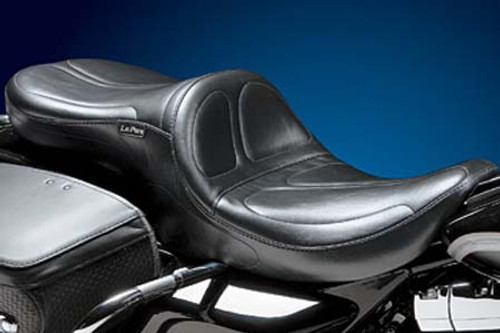 LePera Maverick Seat for '97-01 FLHT/FLTR Daddy Long Legs
