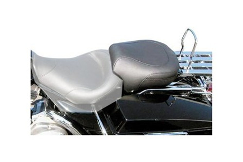 Mustang  Rear 11 inch Seat  for Road King '97-07 -Vintage
