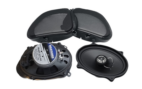 """Hogtunes Generation 3 5"""" x 7"""" Front Speakers for '06-13 FLTR/FLTRX or FLTR w/ Hogtunes Amp -Pair"""