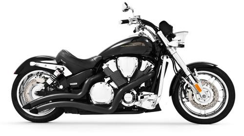 Freedom Performance Sharp Curve Radius Exhaust