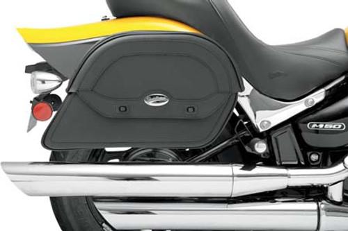 Saddlemen  Express Cruis'n Slant Saddlebags-Large Custom-Fit Style (No Yoke)