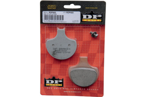 DP Brakes FRONT RDP Racing Sintered Metal Brake Pads for '84-99 XLOEM# 44063-83A/83C -Pair