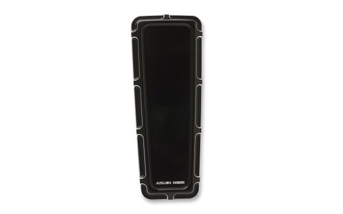 Arlen Ness Billet Dash Insert for '08-14 FLHT/FLHTC -Beveled, Black