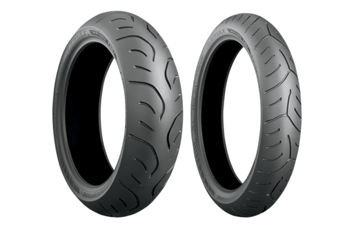 Bridgestone Battlax Sport Touring T30 Radials REAR 160/60ZR17  TL 69W  -Each