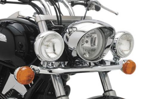 Cobra Steel Lightbar with Spotlights for VTX 1800C/R/S '02-up