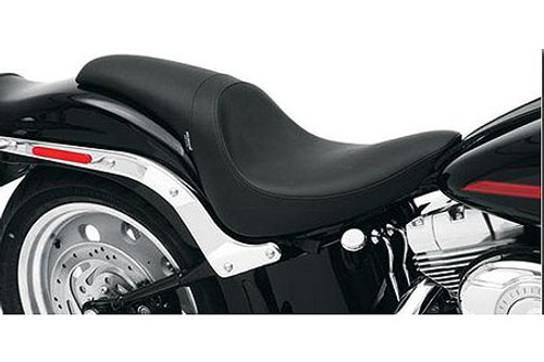 drag specialties predator seat for '00-05 FXST '00-Up FLST -Smooth