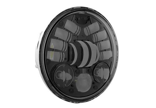J.W. Speakers 5.75-inch LED Headlight -Black