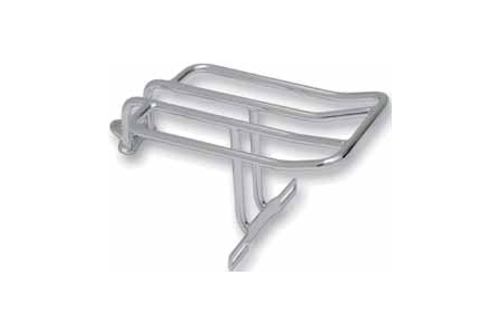 Drag Specialties Fender Luggage Rack for '06-Up FXD w/ Conventional License Plate Mount