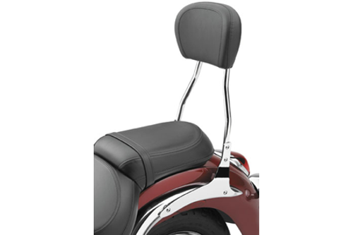 Cobra Sissy Bar Tall 14 inch for 2011 Stryker -Round Style