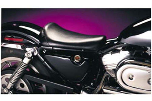 LePera Bare Bones Solo Seat for '82-03 Sportster -Smooth