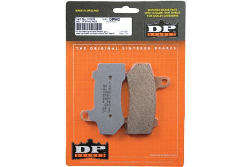 DP Brakes FRONT Sintered Metal Brake Pads for '08-12 FLSTC/F/N & '08-12 FXCWC/C, '11-12 FXS OEM# 44082-08 -(2) Pair