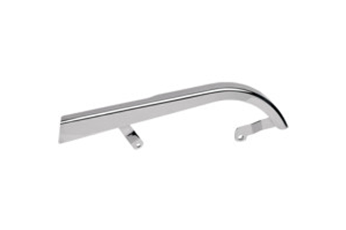 Drag Specialties Chrome Rear Upper Belt Guard for '99-99 FXD/FXDWG Replaces OEM #60293-90A