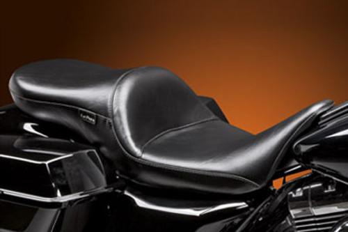 LePera Maverick Daddy Long Legs Seat for Harley Davidson Touring Models 2008-Up -Smooth