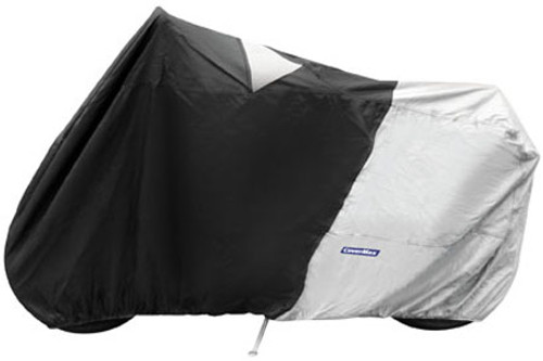 CoverMax Deluxe Motorcycle Cover for Touring Bikes X-Large (Click for fitment)