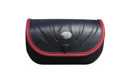 Boss Bags Windshield Pouch #53 Flame -9 Inch