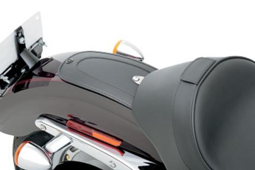 Drag Specialties Fender Skin for '04-20 XL Models (Except 48) - Smooth Automotive-Grade Vinyl Center