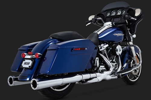 16871: Vance and Hines Power Duals in Chrome