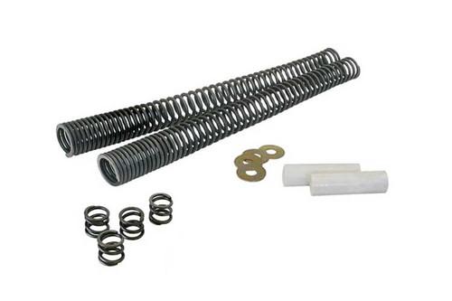 Progressive Suspension 1 inch Fork Spring Lowering Kit for '17 FL Models [771-545]