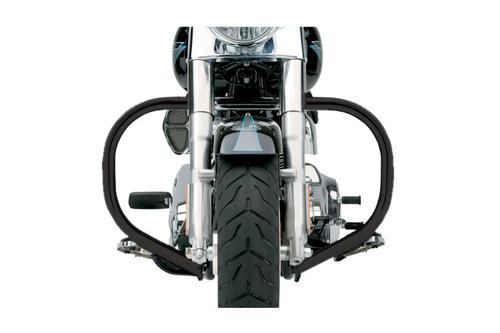 Cobra Freeway Bars for Harley Davidson FLSTC Heritage Models Only '00-17 - Black