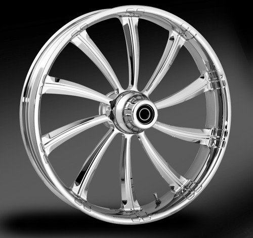 RC Components Cypher Chrome Wheel for Harley Davidson Models (Choose Options)