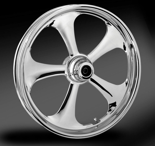 RC Components Nitro Chrome Wheel for Harley Davidson Models (Choose Options)