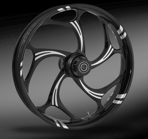 RC Components Torsion Eclipse Wheel for Harley Davidson Models (Choose Options)
