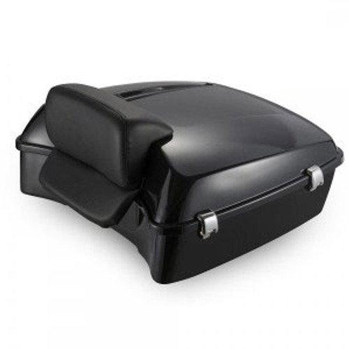 Color Matched Chopped Tour Pack for Harley Davidson Touring Models '97-Up