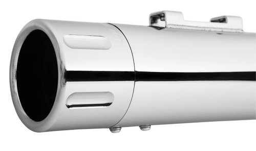 Freedom Performance Exhaust 4 inch Eagle Slip On Mufflers for Indian Scout Models '15-Up (Select Finish)