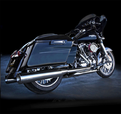 Mike's Bike Stage II Performance Power Package for Harley Davidson Touring Models '17-20